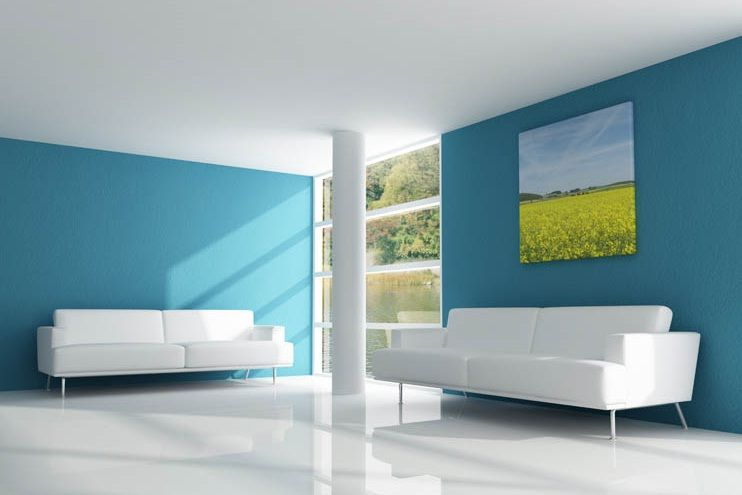How To Determine The Cost Of Interior Painting Of A House