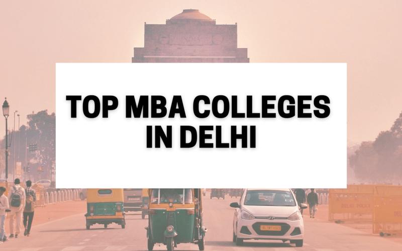 popular MBA Colleges in Delhi